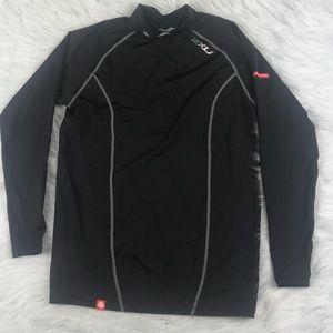 Men's 2XU Compression Shirt Base Tee Size M